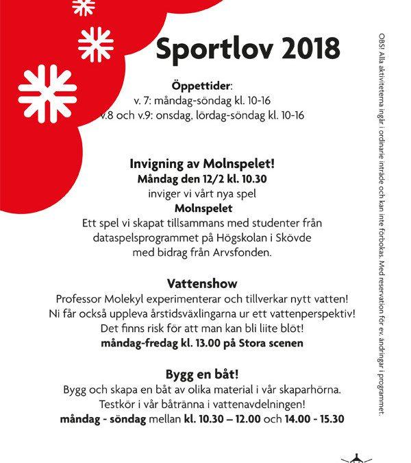 Sportlovet 2018