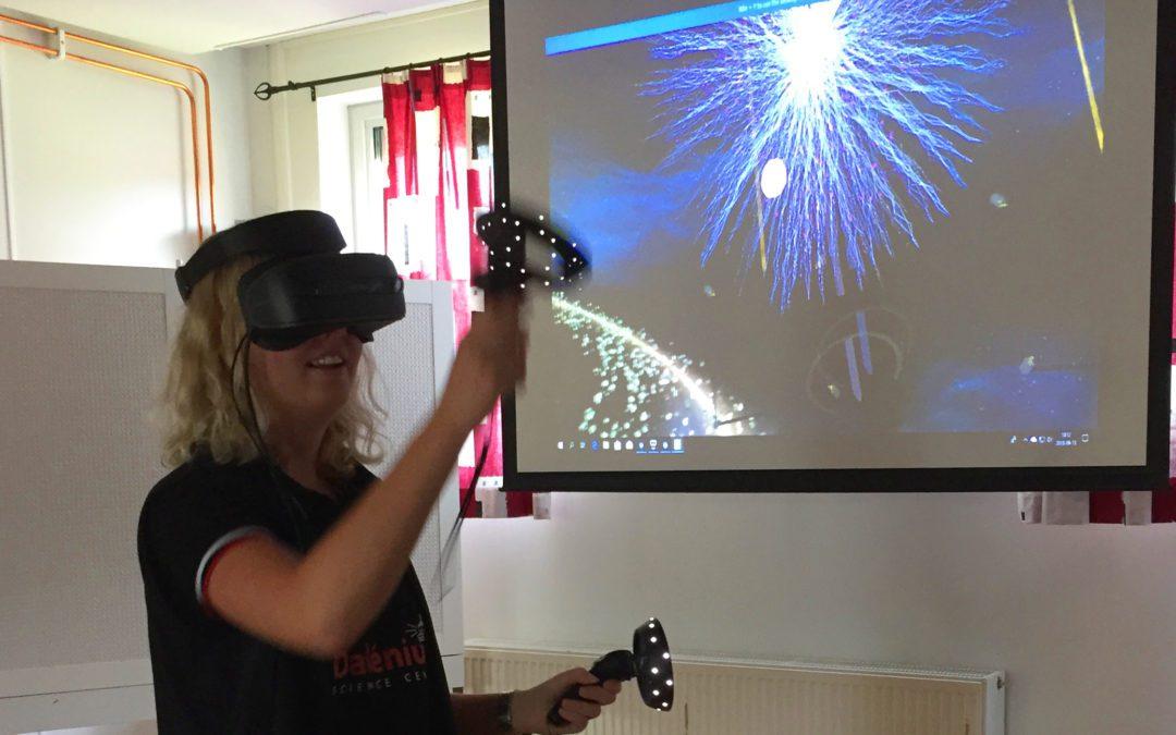 Kom och prova VR!