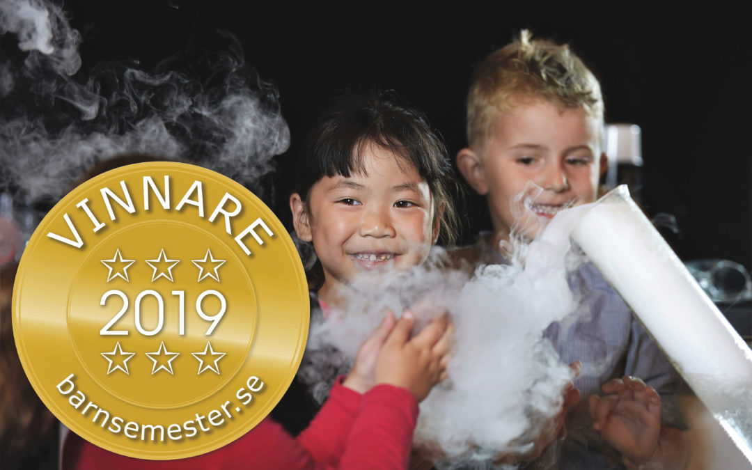 Bästa Science Center 2019!