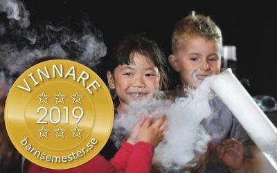 Bästa Science Center 2019!